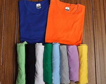 Simple Style - The Pure Color T-shirts