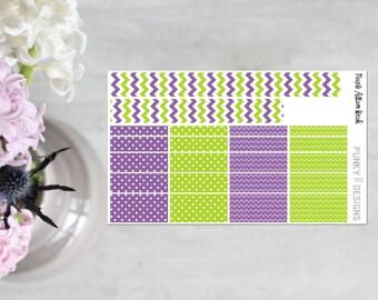 Purple Allium Washi // C-016