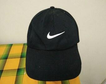 RARE Vintage NIKE Swoosh | Nike Big Logo | NIKE Ignite | Nike Tiger Woods | Cap Hat free size for all