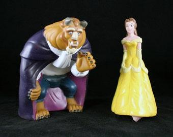 1992 Beauty and the Beast Set