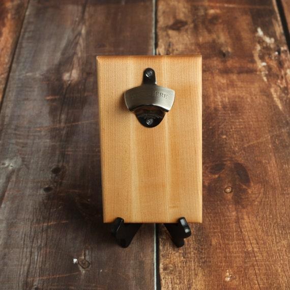 bottle opener bottle cap opener man cave 5 year. Black Bedroom Furniture Sets. Home Design Ideas