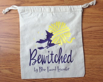 Bewitched by BFL Project bag