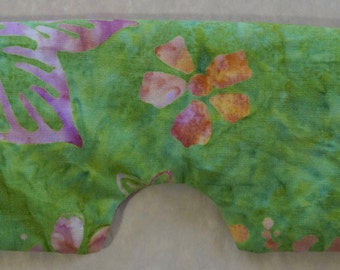 Eye Pillow • organic flax seed & lavender blossoms • relaxation