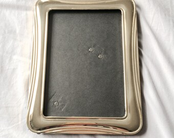 Metal Picture Frame // Gold Picture Frame // Gold Frame // Vintage Picture Frame // Vintage Frame