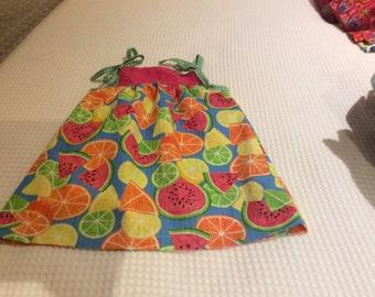 Homemade sundress size 4