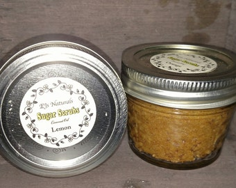 Coconut Sugar Scrubs