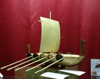 Viking ship of Corrib