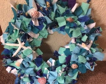 Ocean dreams wreath
