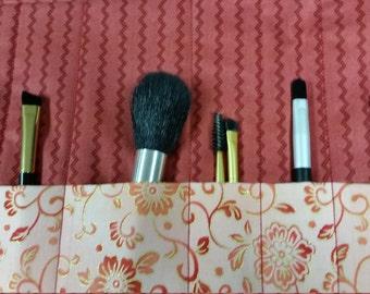 Beautiful makeup brush holder