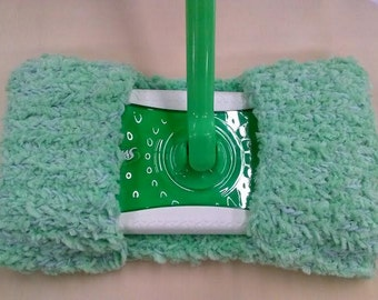 Knit Cotton Chenille Swiffer Cover