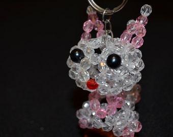 key chain cat