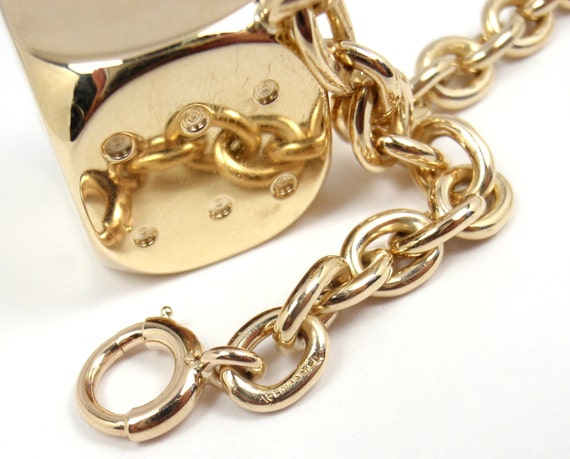 Listing 264019730 Rare Vintage Tiffany Co 14k Gold Lucky Cheap Tiffany Charms