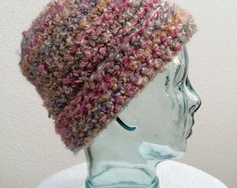 Crocheted Cloche Hat