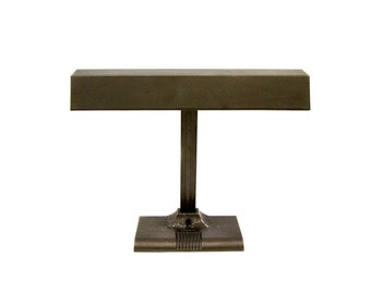 1940 Mitchell Hammermill Desk Lamp