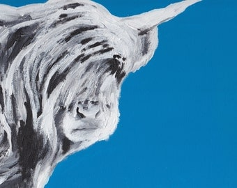 The Blue Cow 2