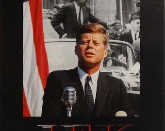 John F. Kennedy 16x20 JFK Poster 1992