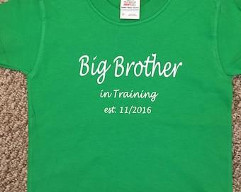 Big Brother/pregancy annoucement