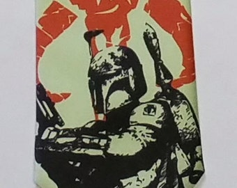 Star Wars Boba Fett Necktie