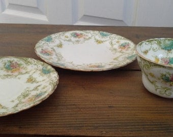 Vintage Cup, Plate and Saucer