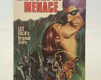 Lee Falk's The Phantom and The Scorpia Menace