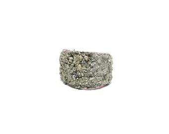 Rock Cuff Bracelet