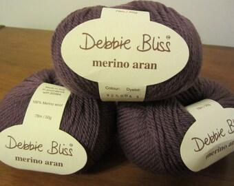 Merino Aran by Debbie Bliss