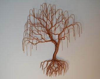 Luxury Willow art, original Bonsiree wire tree, Bonsai tree, home decoration
