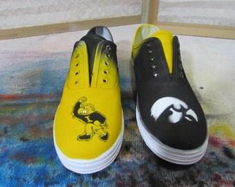 Custom Airbrush Shoes