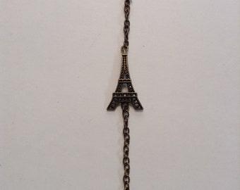 Eiffel Tower Bracelet