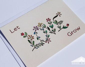 Let Love Grow Card