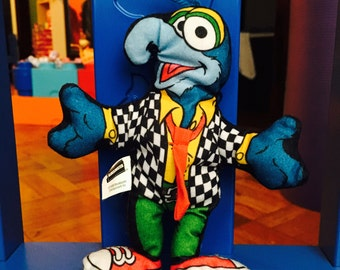 Gonzo mini plush