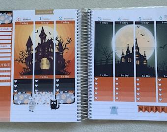 "EC Vertical ""Happy Halloween"" Weekly Kit"