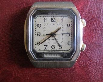 Poljot-alarm-18-Jewels-USSR-SOVIET-RUSSIA-watches gilding AU1