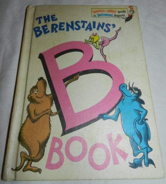The berenstains b book guided reading level Louisbourg