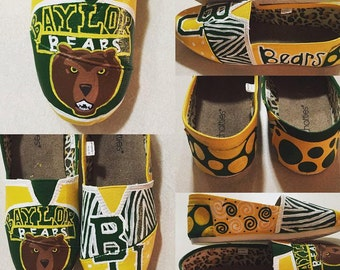 Baylor Painted Imitation Tom's