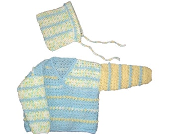 Criss Cross Cutie Sweater Set