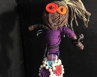 String Voodoo doll