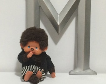 vintage toy Monchhichi from the 70's, originally from Japan