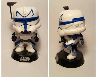 Custom Funko Pop - REX - CT-7567 - Star Wars Clone Wars