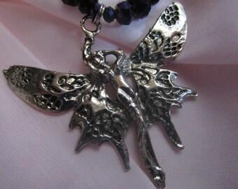 Fairy Nice Burgundy Necklace!