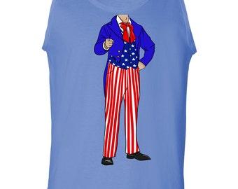 Uncle Sam Tank