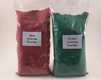 Incense Powder, 1/2-pound