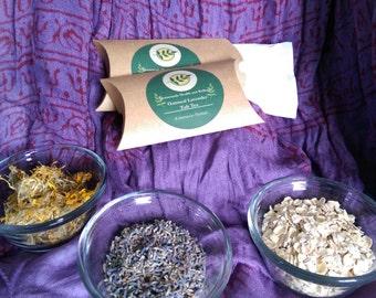 Oatmeal Lavender Tub Tea