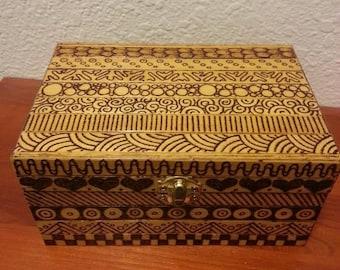 Sampler Box