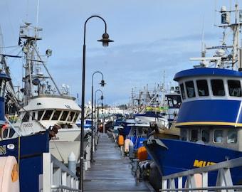 Seattle Boat Docks
