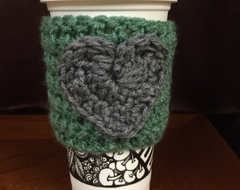 Crochet Coffee Cozy
