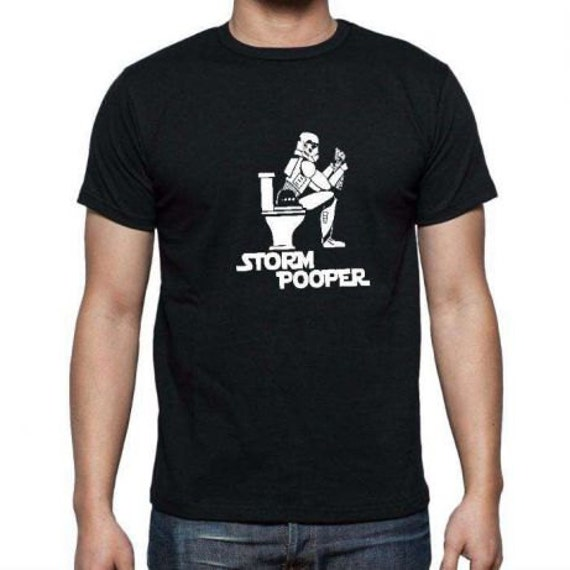 Storm Pooper Custom T Shirt Free Shipping By Customclothesfp
