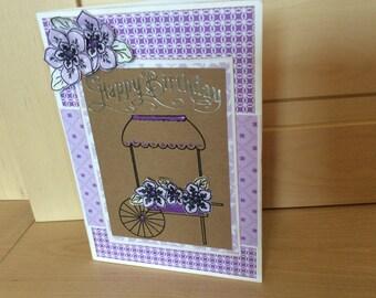 Lovely handmade card