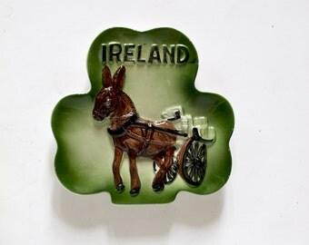 Vintage Irish Plate