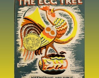 The Egg Tree Easter Paperback Book